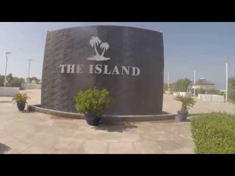 "The Royal Island of Lebanon at ""the World"" in Dubai"