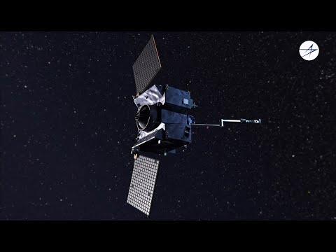 Lockheed Martin Applies Digital Twin Technology on NASAs OSIRIS-REx Mission