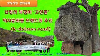 고인돌 역사문화물 브랜드화 추진(보령시민강좌)