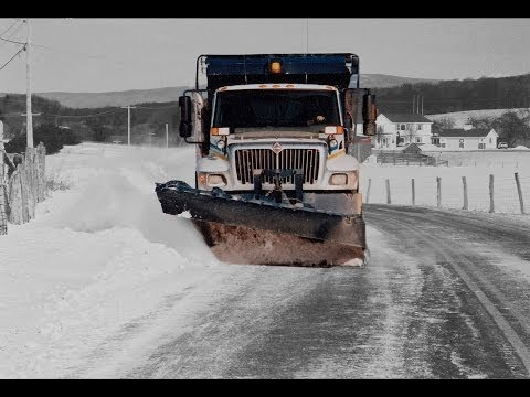 WVDOT Snow Removal & Ice Control Procedures