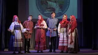 Детский фольклорный ансамбль ''Жихарка'' (старший состав) г.Ульяновск