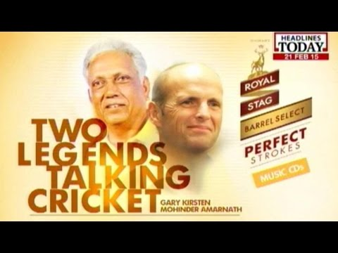 Gary Kirsten and Mohinder Amarnath talk on Indian Players