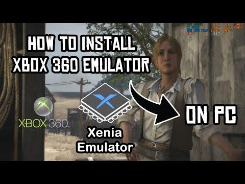 Xenia Xbox 360 Emulator скачать с официального сайта