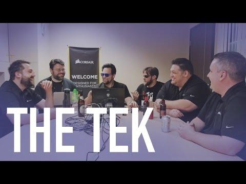 The Tek 0235: Corsair Insanity In Taipei | Beer Fueled Craziness