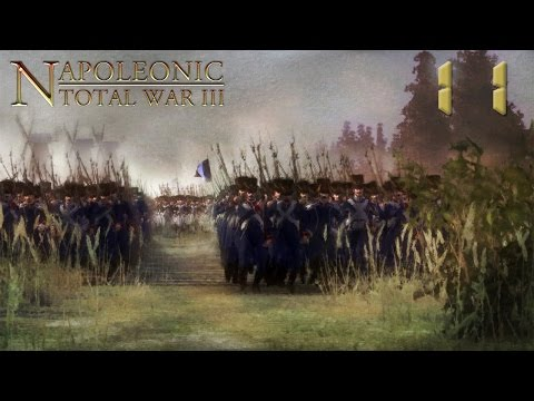Napoleonic Total War 3 (v5.0) - multiplayer #11 [CZ]