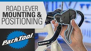Brake Lever Mounting & Posİtioning - Drop Bars