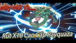 Pokemon:Lần Đầu Rút x10 Trên Điện Thoại Mới Và Cái Kết Cục......