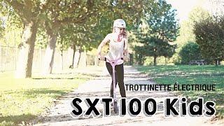 SXT 100 KIDS | Trottinette électrique enfant