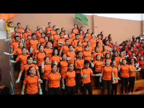 Barra ADE 2015 UdeP - Campus Lima