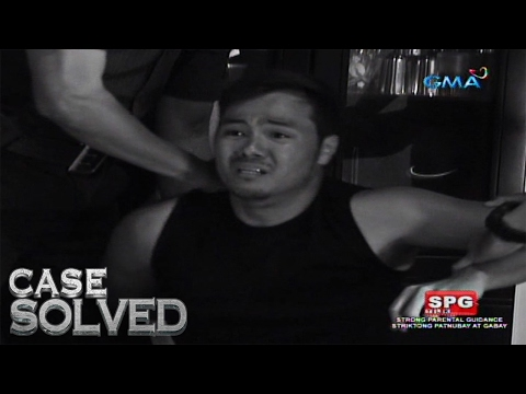 Case Solved: Pagtugis sa suspek ng krimen