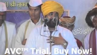 Ramrao Maharaj Dhok VCD Kirtan -Deva ata aisa k...