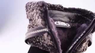 Обзор женских зимних ботинок ditto 1060 на натуральном меху