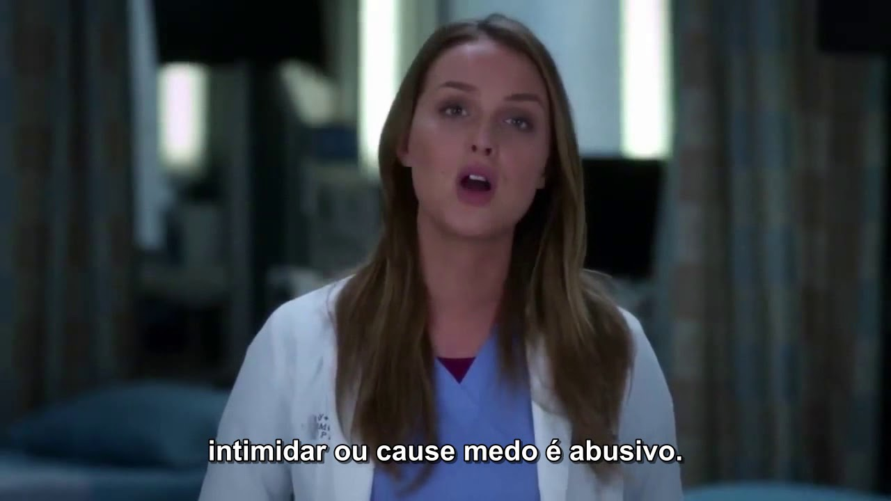 Camilla Luddington Domestic Violence PSA aired after Grey\'s Anatomy ...