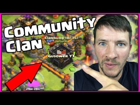Community Clan Gusower YT [Clash of Clans ] DEUTSCH
