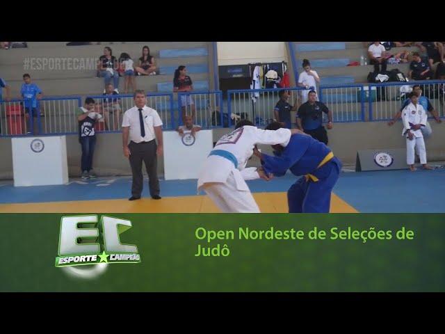 III Open Nordeste de Seleções de Judô