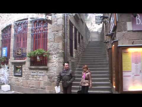 Mont St Michel,