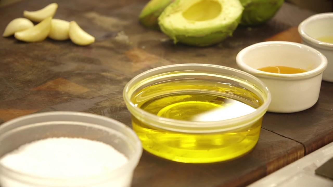 Recipe: Avocado Vinaigrette