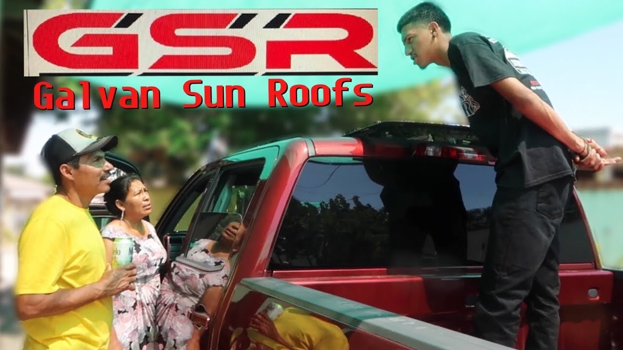 I Surprised My Parents With Double Sunroofs !!