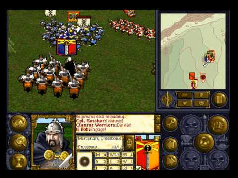 IE 22 PC games review - Warhammer : Shadow of the horned rat (1996)