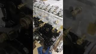 PROTON ISWARA DARI HULU LANGAT ENGINE RESTORE IN PROGRESS