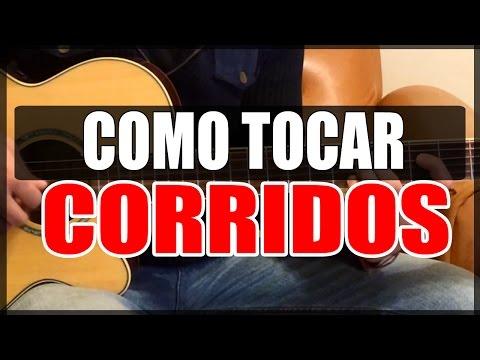 Como tocar - Corridos Cheras - en 10 minutos!