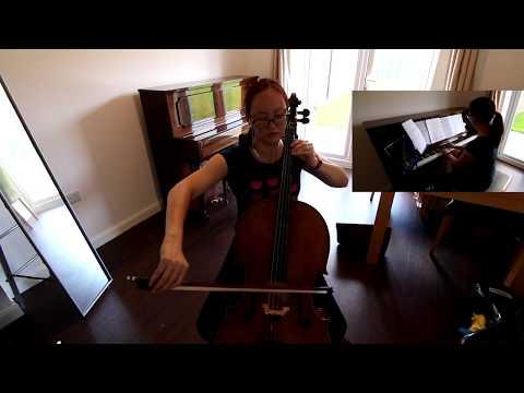 Berceuse - Frank Bridge, Trinity Grade 5/ABRSM Grade 6 Cello
