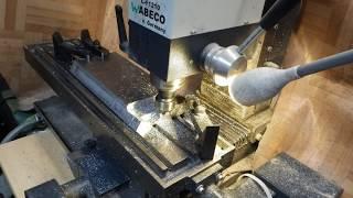 Wabeco CNC Kosy G-Code für 3D Kontur erzeugen nccad basic