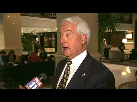 Republican Businessman John Cox On Governor Race Against Gavin Newsom, Trump's Endorsement And More