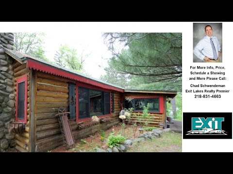 1072 W Big Portage Lake Drive, Backus, MN Presented by Chad Schwendeman.