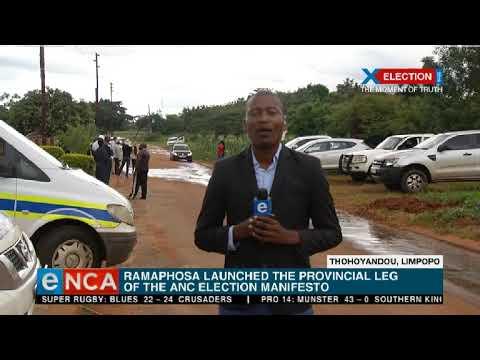 Ramaphosa to visit families of two slain municipal work