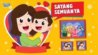 Satu satu Aku Sayang Ibu | Sayang Semuanya feat. Dea Ananda | Lagu Anak Indonesia - HEY BLO!