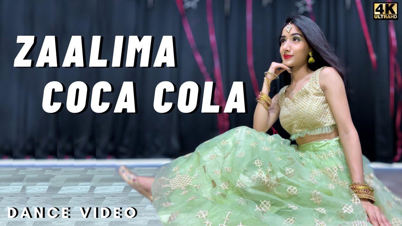 Download Zaalima Coca Cola - Nora Fatehi   Bollywood Dance Video   Muskan Kalra Choreography