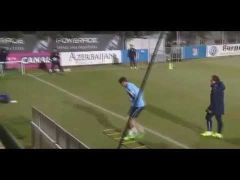 Fernando Torres First Training Session for Atletico Madrid 2014 - 동영상