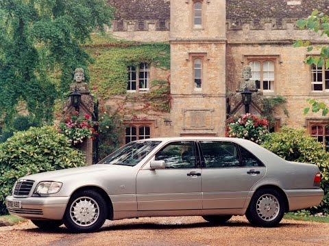 Mercedes Benz S-Class W140 (КАБАН)! Смотреть всем! ШОК! Вся Правда об авто!