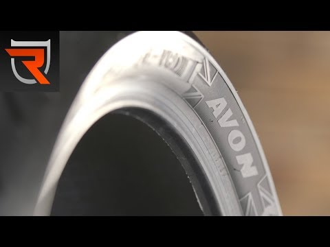 Avon Spirit ST Motorcycle Tire Product Spotlight Review | Riders Domain