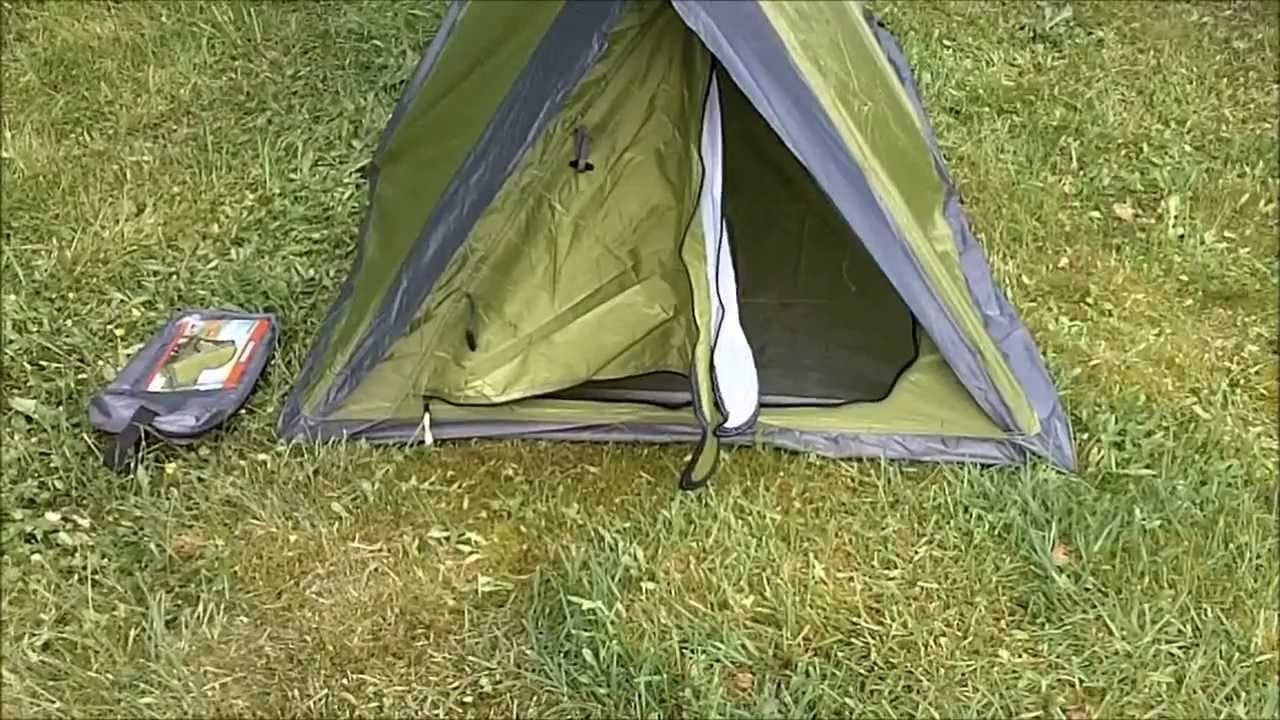 HEWOLF Zelt 1 Person Professionelles Niveau Abenteuer Zelt Zelt Wasserdicht Einmannzelt-Camping Zelt Instant