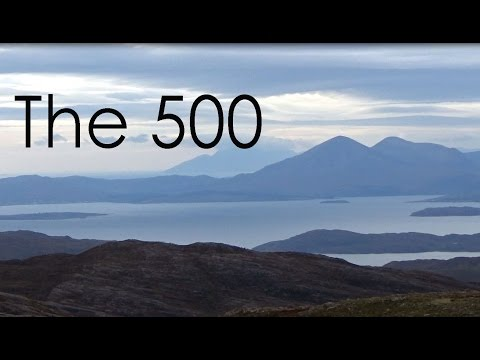 "Wester Ross Coastal Road ""The 500"". Scotland's Route 66"