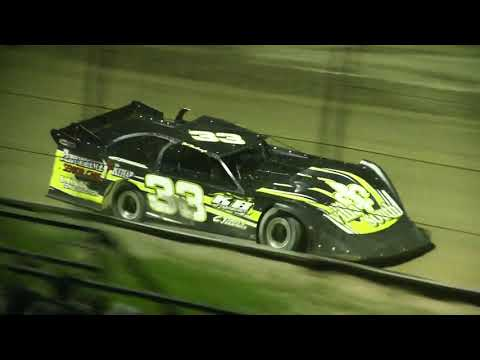 9-15-18 Crate Late Model Features @ Jackson Motor Speedway