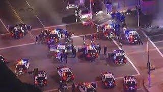 Nueva persecución policial en Los Ángeles, EE.UU