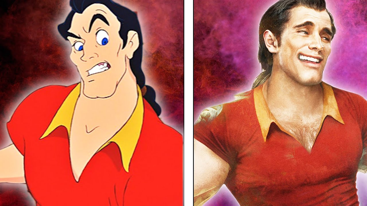 disney villains in real life youtube