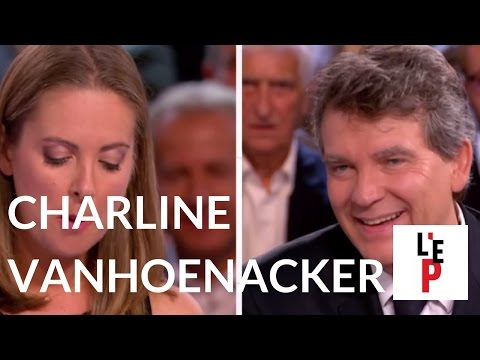 Charline Vanhoenacker - L'Emission politique avec Arnaud Montebourg (France 2)