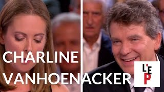 L'Emission politique : Charline Vanhoenacker face à Arnaud Montebourg le 22 sept. 2016 (France 2)