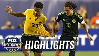 Jamaica vs. Mexico - 2015 CONCACAF Gold Cup Final Highlights