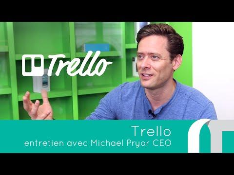 Trello : Entretien avec Michael Pryor, CEO et co-fondateur