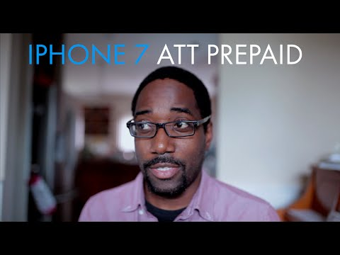 At&t Gophone with iphone 7 $60 Plan