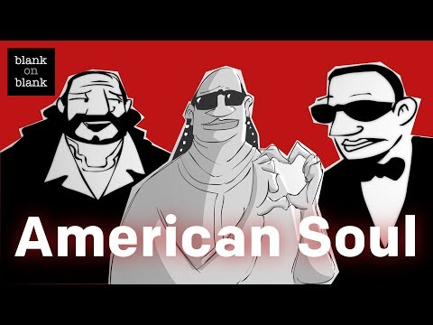 American Soul: Barry White, Ray Charles, Stevie Wonder