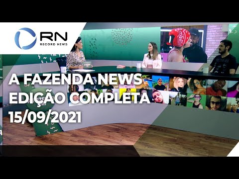 A Fazenda News - 15/09/2021