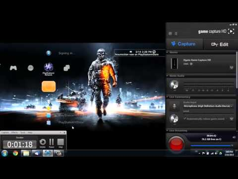 How to Connect ElGato to PS3