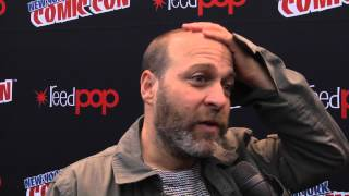 H. Jon Benjamin on BlackBerry Phones & Best Burgers
