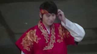 20140125 【The Moon That Embraces The Sun】 3pm - Ky